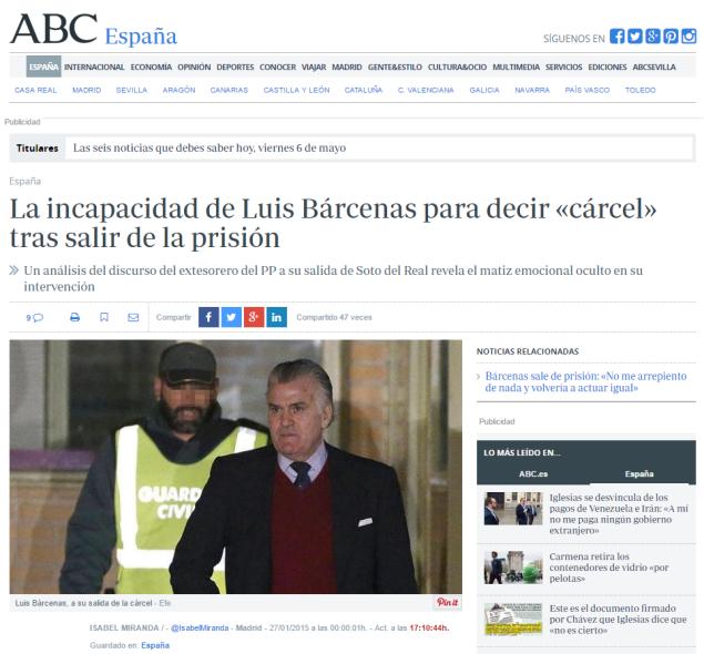 ABC - Barcenas