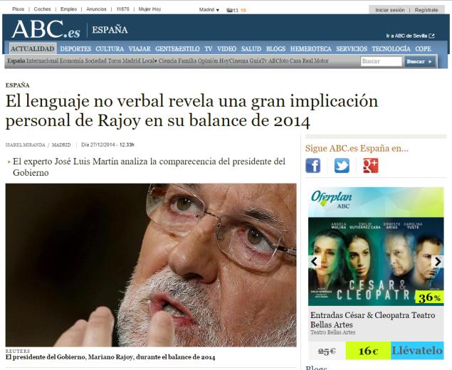 ABC - Rajoy