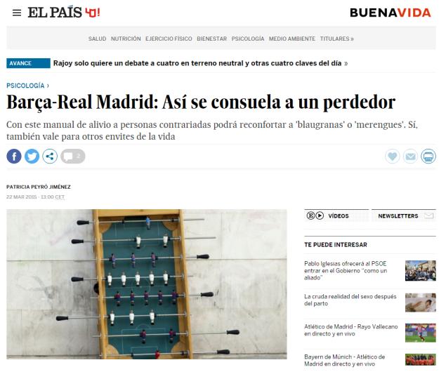 El País - consuelo