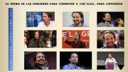 Pablo Iglesias y la fuerza de las emociones