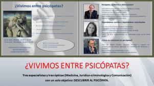 VIVIMOS ENTRE PSICÓPATAS