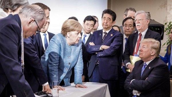 TRUMP G7 A