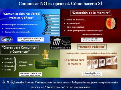 comunicación 4x4